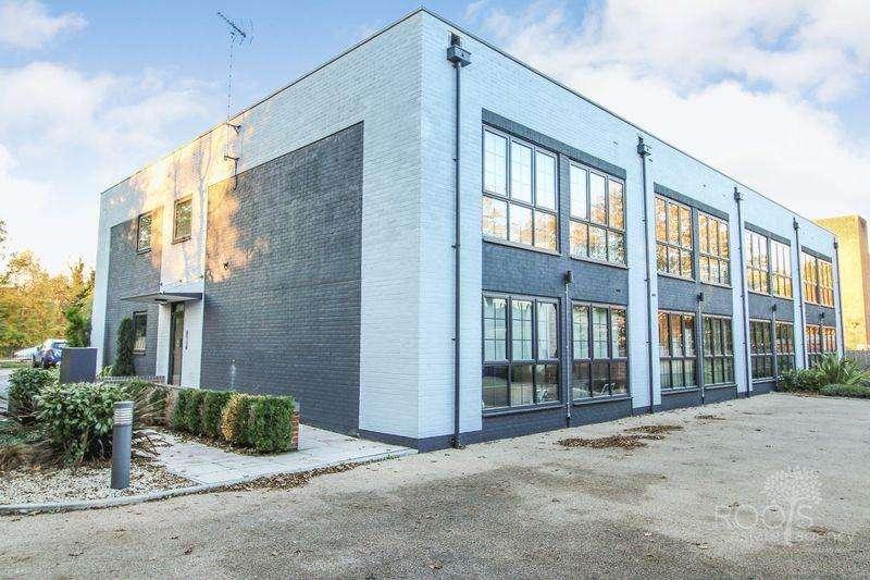 2 Bedrooms Apartment Flat for sale in Merchants Court, Newbury
