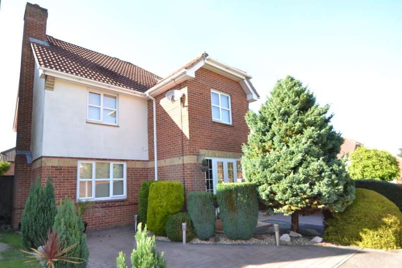 6 Bedrooms Detached House for sale in Laurie Gray Avenue, Blue Bell Hill, Chatham, ME5
