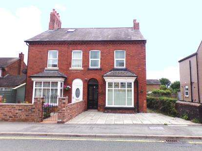 3 Bedrooms Semi Detached House for sale in Brunswick Road, Buckley, Flintshire, CH7