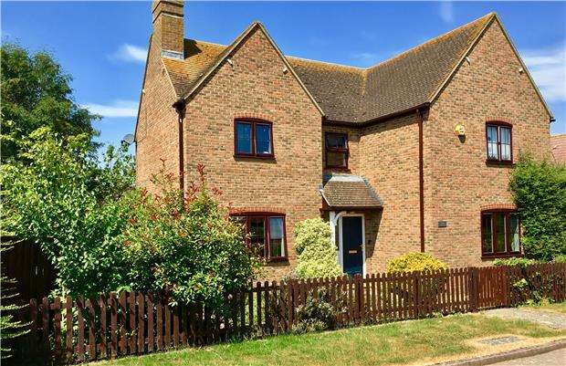 4 Bedrooms Detached House for sale in Aston-On-Carrant, TEWKESBURY, Gloucestershire, GL20 8HL