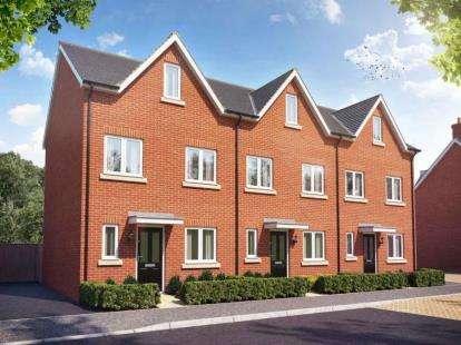 3 Bedrooms Semi Detached House for sale in Kingsfield Park Bramley Road, Aylesbury
