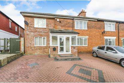4 Bedrooms Semi Detached House for sale in Swaythling, Southampton, Hampshire