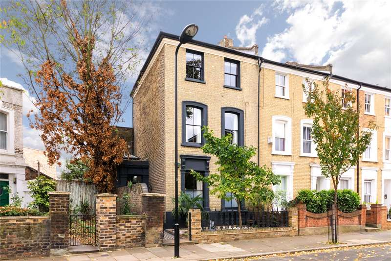 5 Bedrooms Terraced House for sale in Horton Road, Hackney, E8