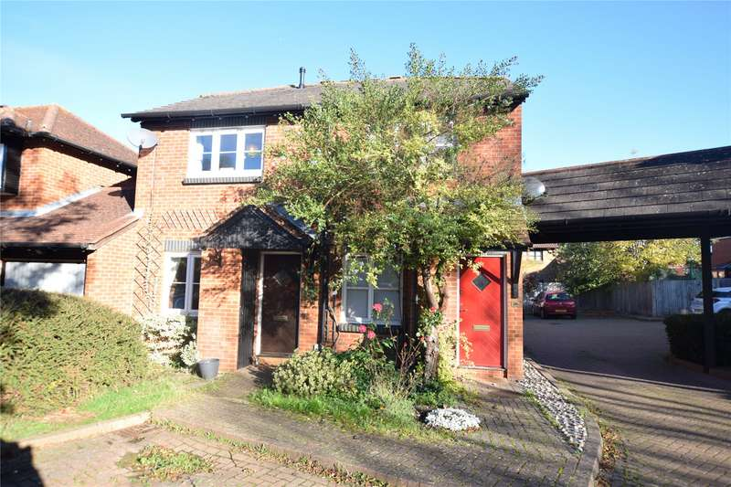 2 Bedrooms End Of Terrace House for sale in Macbeth Court, Warfield, Berkshire, RG42