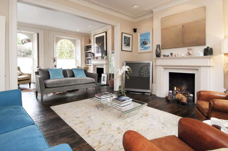4 Bedrooms House for sale in St James`s Gardens, Holland Park