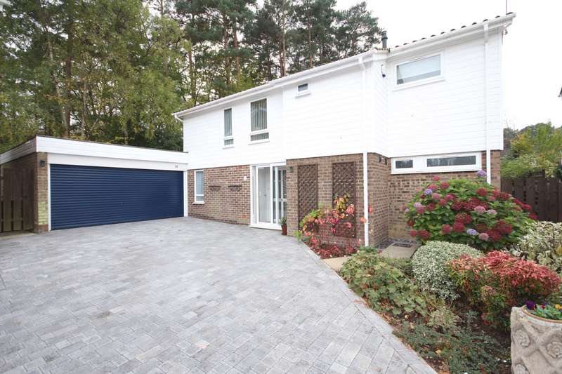 4 Bedrooms Detached House for sale in Octavia, Bracknell