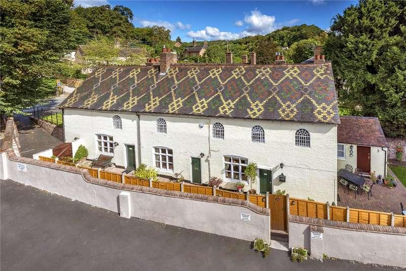 5 Bedrooms Detached House for sale in 20 Buildwas Road, Ironbridge, Telford, TF8