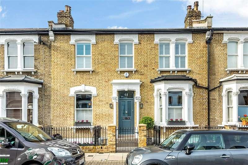 4 Bedrooms Terraced House for sale in Elfort Road, London, N5