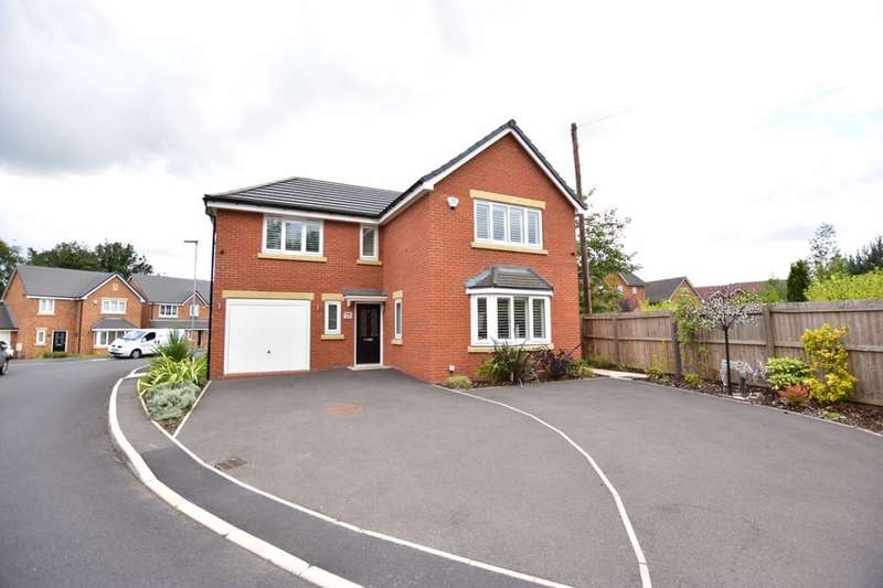 4 Bedrooms Detached House for sale in Fairway View, Audenshaw, Manchester, M34