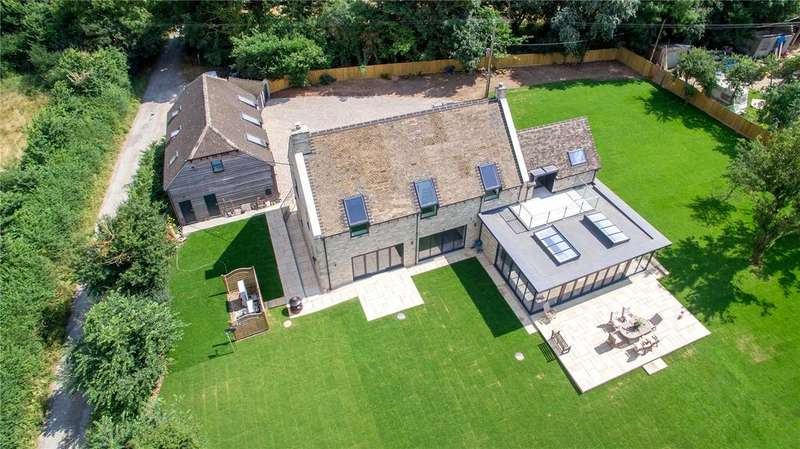5 Bedrooms Detached House for sale in Green Lane, North Leigh, Witney, Oxfordshire, OX29