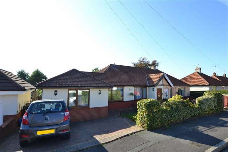 4 Bedrooms Semi Detached Bungalow for sale in Surrey Avenue, Burnley, Lancashire