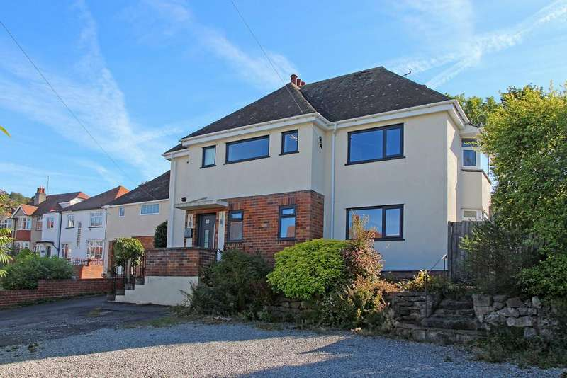 3 Bedrooms Detached House for sale in Bodelwyddan Avenue, Old Colwyn, North Wales