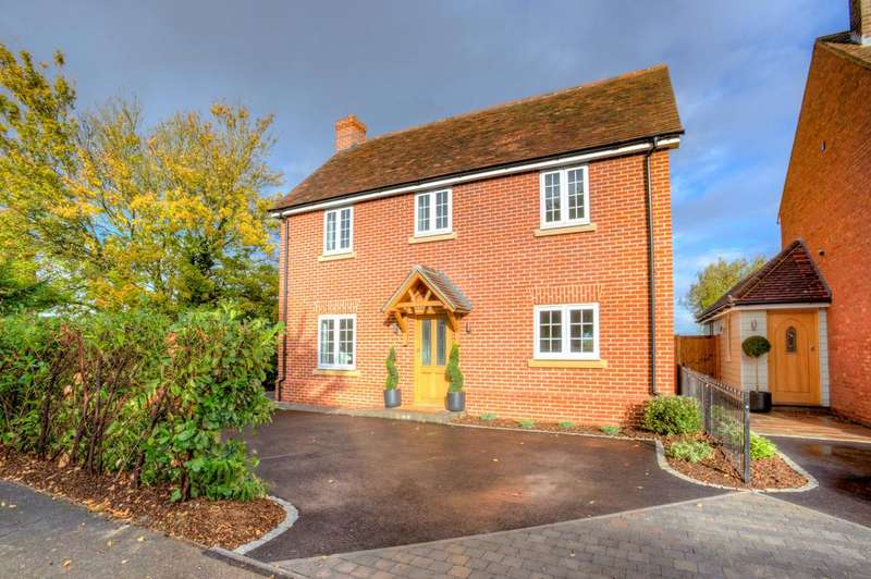 3 Bedrooms Detached House for sale in Matching Tye