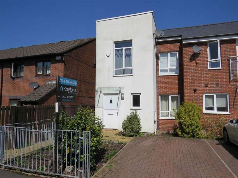 3 Bedrooms Terraced House for sale in Stuart Street, Sport City, Manchester