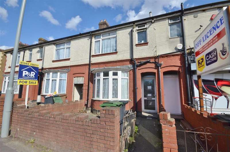 3 Bedrooms Terraced House for sale in Kingsway, Luton