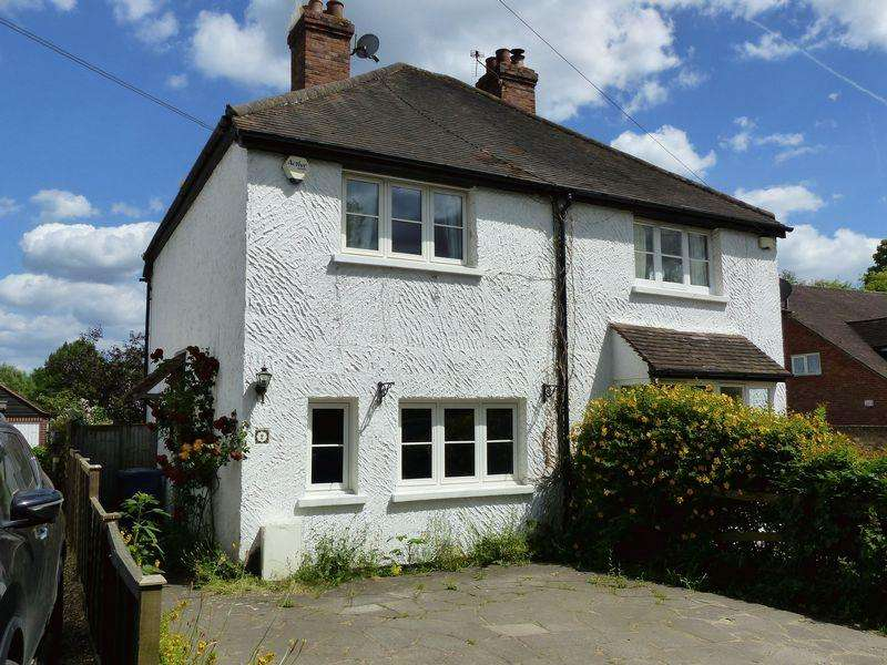 2 Bedrooms Semi Detached House for sale in Cookham