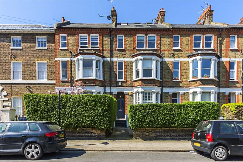 2 Bedrooms Apartment Flat for sale in Rectory Grove, London, SW4