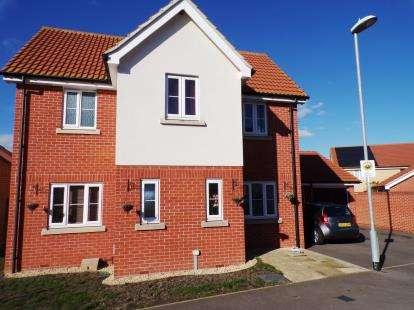 3 Bedrooms Detached House for sale in ., Basildon