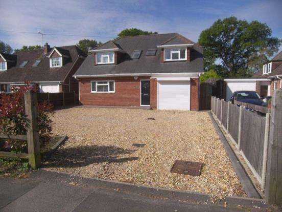 4 Bedrooms Detached House for sale in Emsworth, Hampshire
