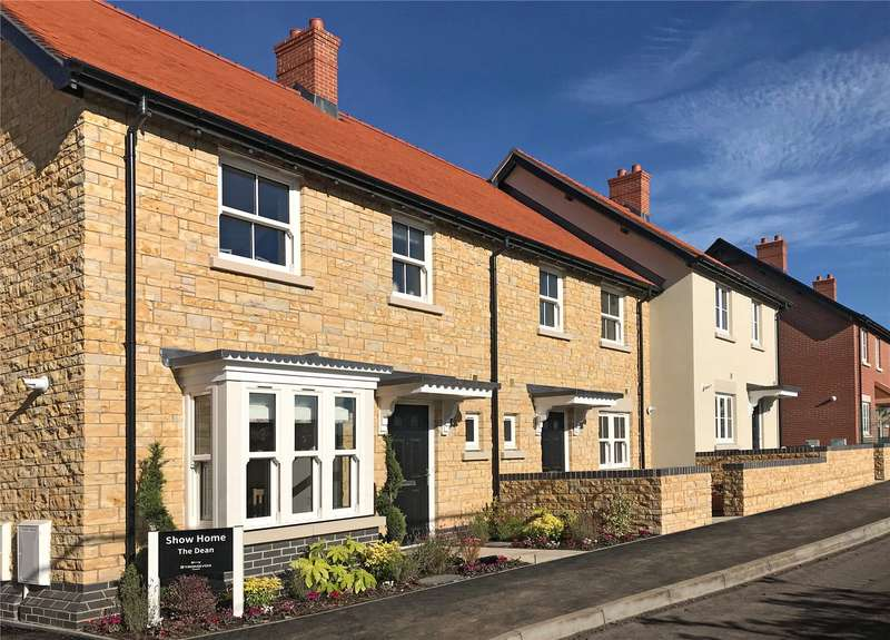3 Bedrooms End Of Terrace House for sale in Harbour Court, Sherborne, Dorset, DT9