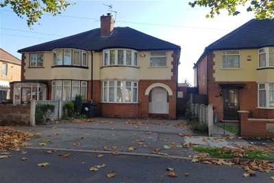 3 Bedrooms House For Rent In Dunvegan Road Erdington