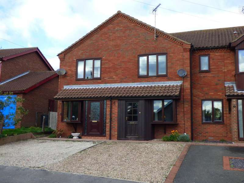 2 Bedrooms Terraced House for sale in Lindum Walk, North Kelsey