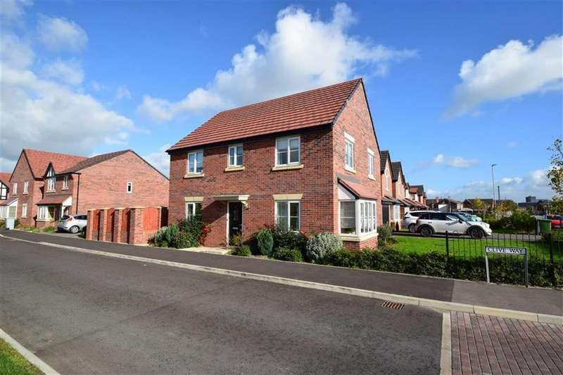4 Bedrooms Detached House for sale in Clive Way