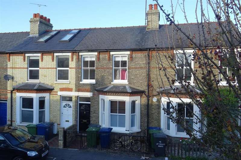 3 Bedrooms Terraced House for sale in St. Philips Road, Cambridge