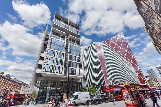 3 Bedrooms Apartment Flat for sale in Nova Building, Buckingham Palace Road, Victoria, London, SW1W