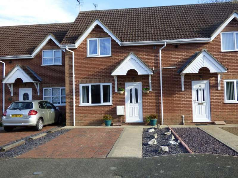 2 Bedrooms Terraced House for sale in Brayfields, Pinchbeck