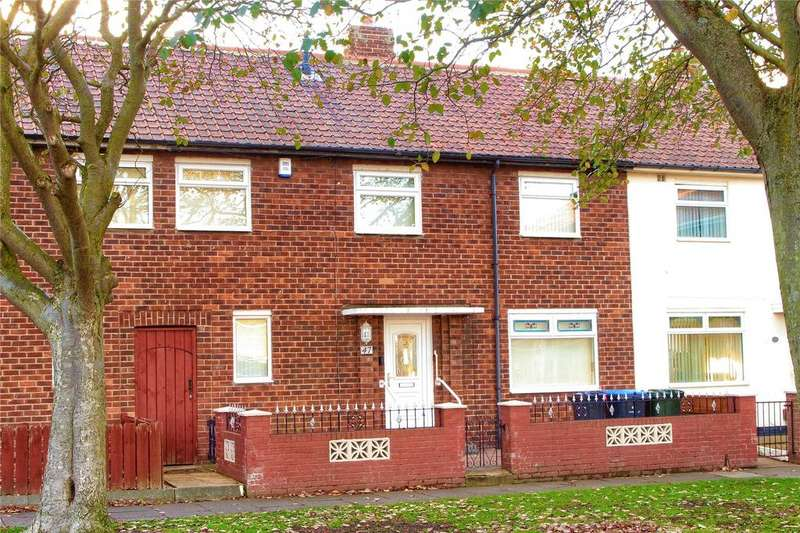 3 Bedrooms Terraced House for sale in Evesham Road, Park End