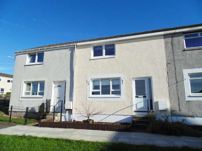 2 Bedrooms Terraced House for sale in Braehead, Alexandria G83