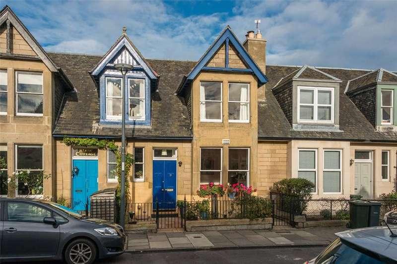 5 Bedrooms Terraced House for sale in Cambridge Avenue, Edinburgh, Midlothian