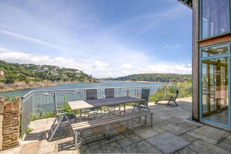 5 Bedrooms Detached House for sale in Bolt Head, Salcombe, Devon, TQ8