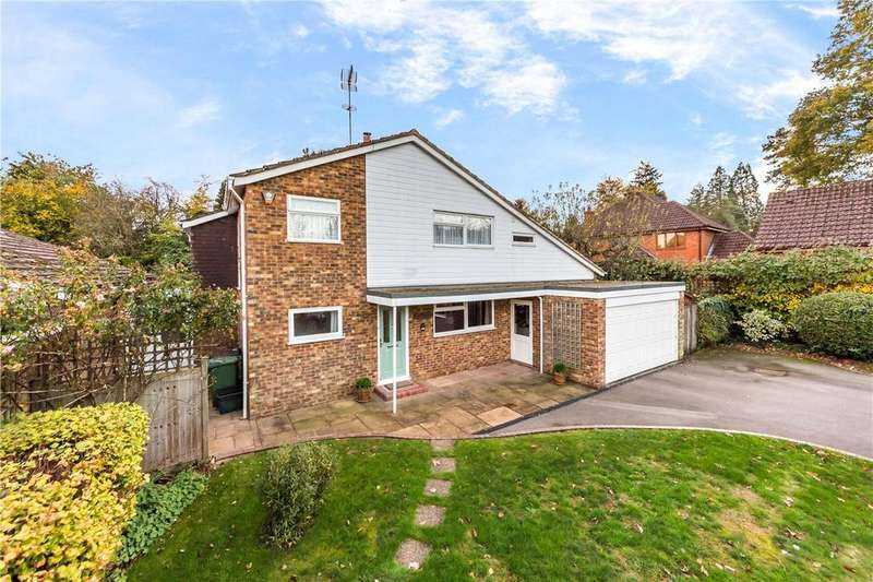 4 Bedrooms Detached House for sale in Eastmoor Park, Harpenden, Hertfordshire