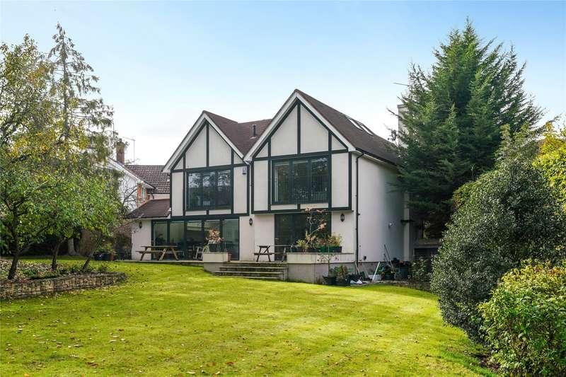5 Bedrooms Detached House for sale in Claremont Avenue, Esher, Surrey, KT10