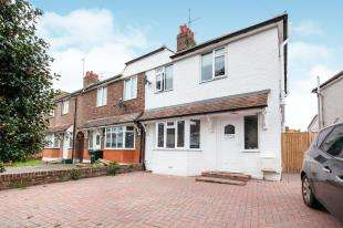 3 Bedrooms End Of Terrace House for sale in Queens Crescent, Crescent, Eastbourne, East Sussex