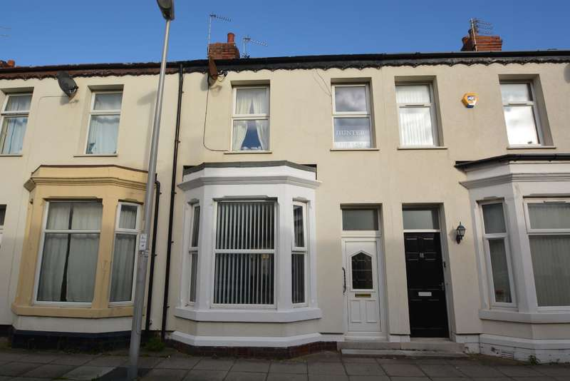 3 Bedrooms Terraced House for sale in Erdington Road, Blackpool, FY1 5EH