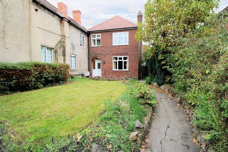3 Bedrooms End Of Terrace House for sale in Wood Street, Ashby-de-la-Zouch