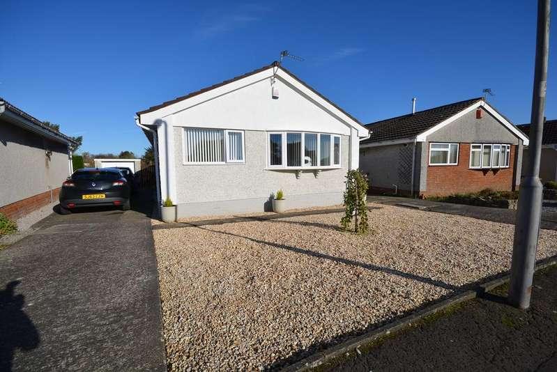 2 Bedrooms Detached Bungalow for sale in Towerhill Avenue, Kilmaurs, Kilmarnock, KA3