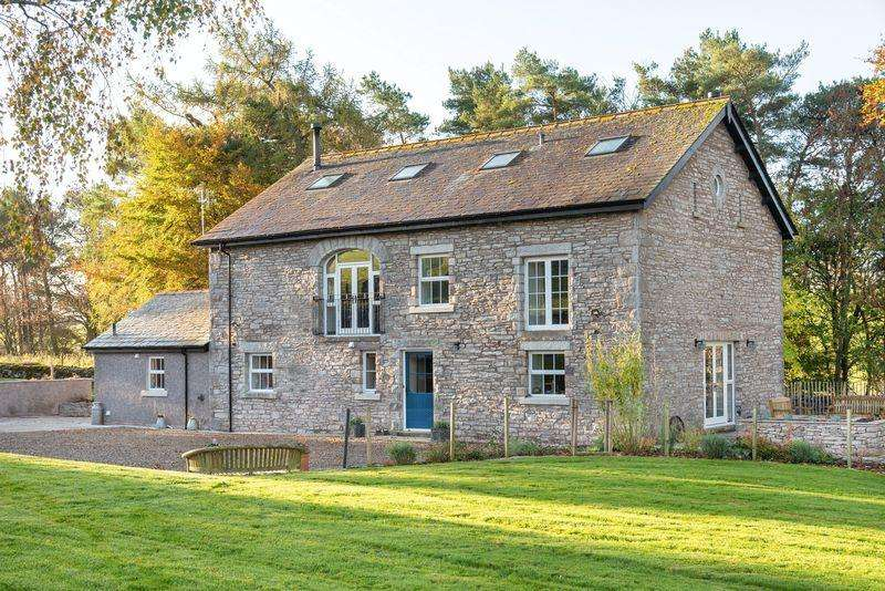 5 Bedrooms Detached House for sale in Town End Barn, Ravenstonedale, Kirkby Stephen