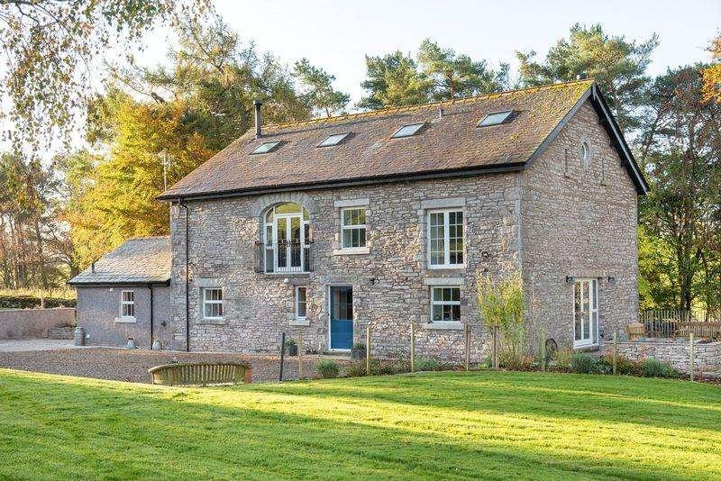5 Bedrooms Detached House for sale in Ravenstonedale, Kirkby Stephen