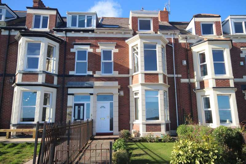 4 Bedrooms Terraced House for sale in Windsor Crescent, Whitley Bay, NE26