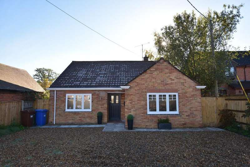 3 Bedrooms Detached Bungalow for sale in FERNBANK ROAD, ASCOT SL5