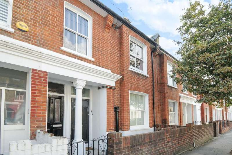 1 Bedroom Flat for sale in Broughton Road, Fulham
