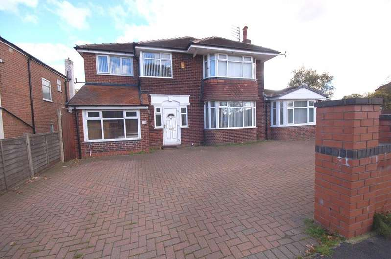 5 Bedrooms Detached House for sale in Wilmslow Road, Heald Green, Cheadle, Cheshire SK8