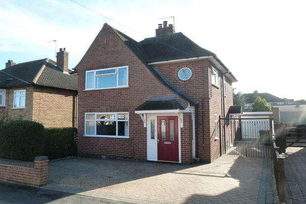 3 Bedrooms Detached House for sale in Alvaston Road, Melton Mowbray, LE13