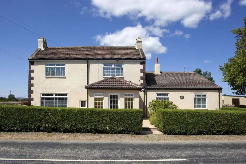 4 Bedrooms Detached House for sale in Etherley House , Windmill , Bishop Auckland , County Durham