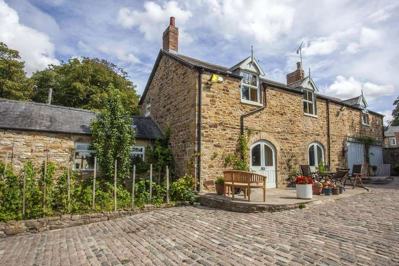5 Bedrooms Detached House for sale in Home Farm , Whitworth , Spennymoor , County Durham