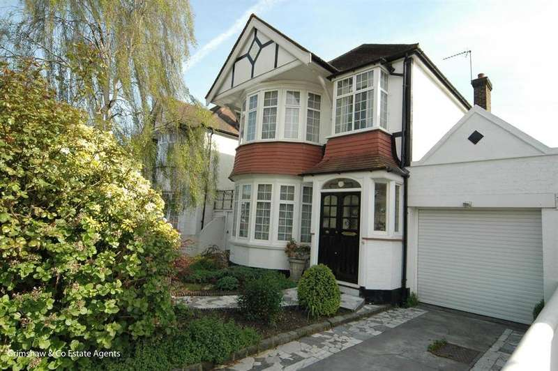 4 Bedrooms Detached House for sale in Popes Lane, Ealing, London